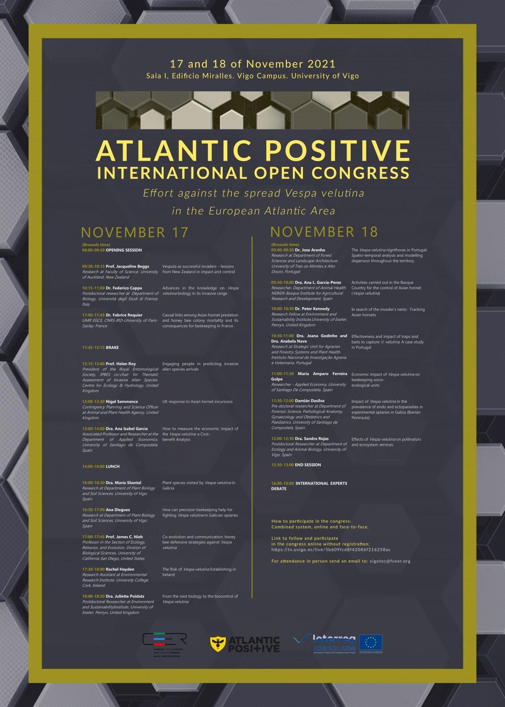 ATLANTIC POSITIVE INTERNATIONAL OPEN CONGRESS